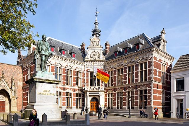 Academiegebouw_universiteit_Utrecht